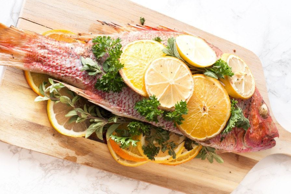 2019 Snapper Recipes